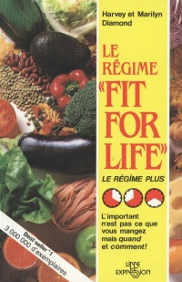 Vignette du livre Régime «Fit For Life» - Marilyn Diamond