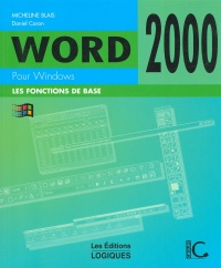 Word 2000 Fonctions de Base