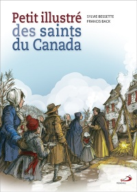 Petit illustré des saints du Canada, Francis Back