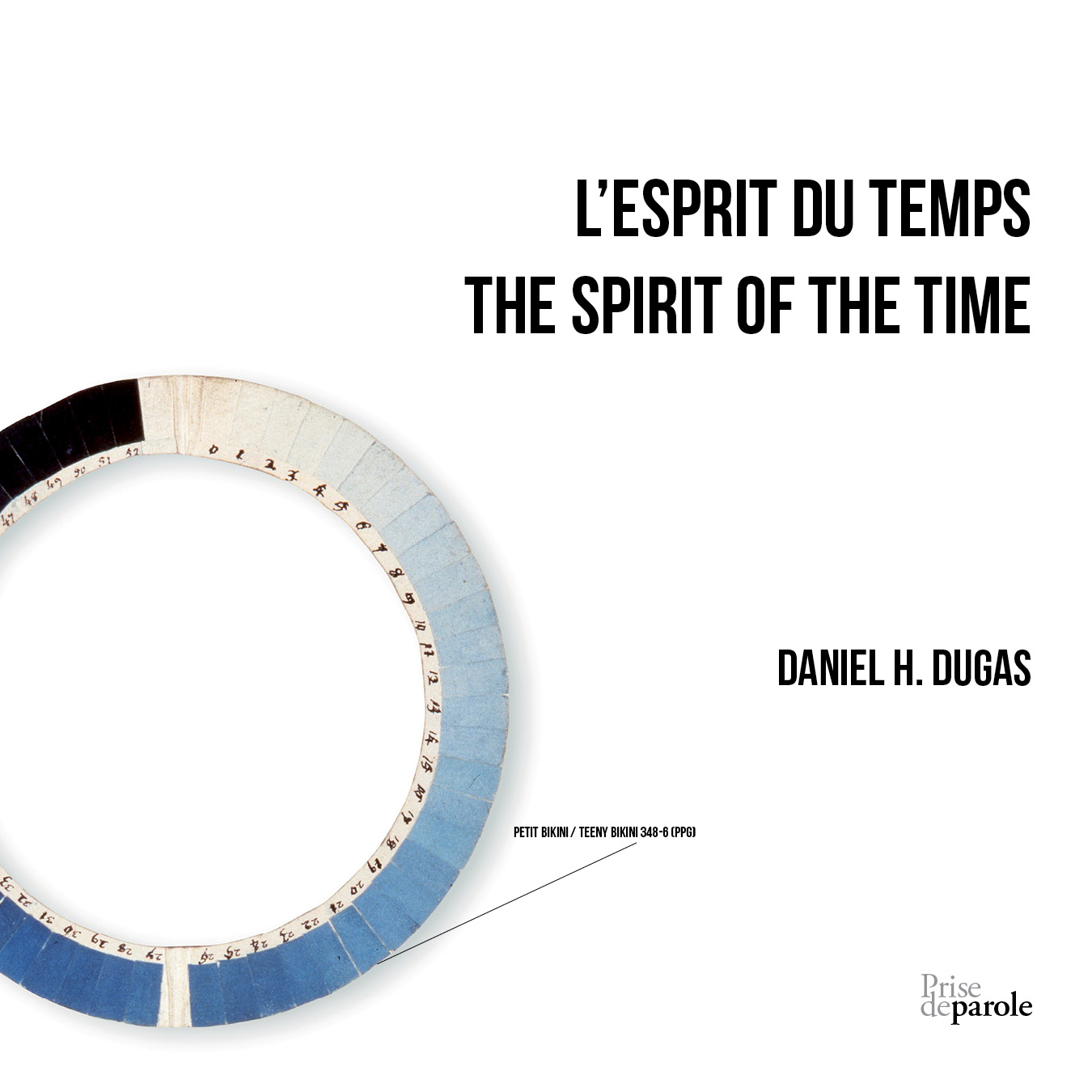 Vignette du livre The spirit of the time