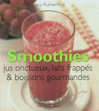 Vignette du livre Smoothies - Tracy Rutherford