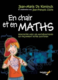 En chair et en maths T.1 - Jean-Marie De Koninck