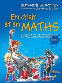 En chair et en maths T.2 - Jean-Marie De Koninck