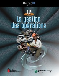 Gestion des Operations -la #12 -  Samson alain/lafleur kim