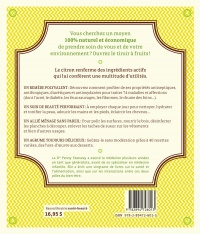 Citron miracle - Penny Stanway revers