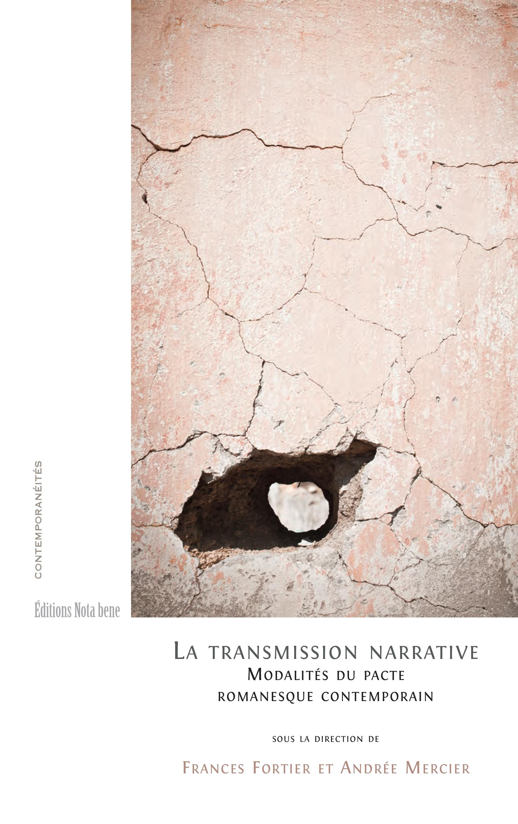 Transmission narrative, Andrée Mercier