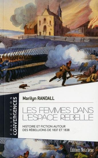 Les femmes dans l'espace rebelle