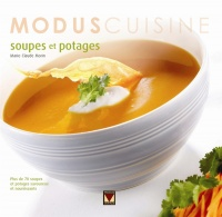Soupes et potages - Marie-Claude Morin