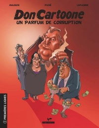 Vignette du livre Don Cartoone.Un parfum de corruption