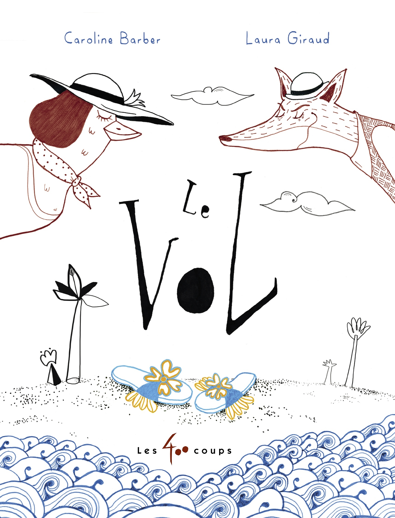 Le vol, Laura Giraud
