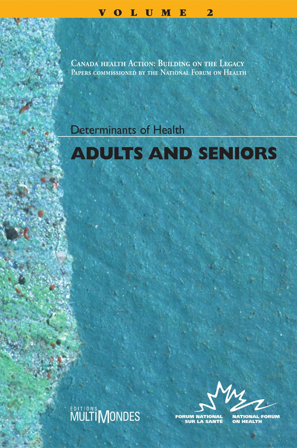 Vignette du livre Adults And Seniors