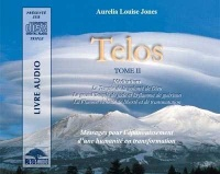 Vignette du livre Telos T.2  CD - AURELIA LOUISE JONES