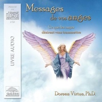 Vignette du livre Messages de vos anges 2 CD