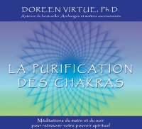 Vignette du livre Purification des chakras (La) 1 CD (1h17) - Doreen Virtue