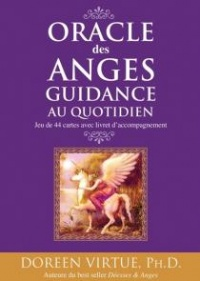 Vignette du livre Cartes oracle des Anges : guidance au quotidien - Doreen Virtue