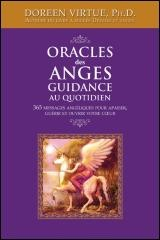 Vignette du livre Oracles des Anges - Guidance au Quotidien - Doreen Virtue