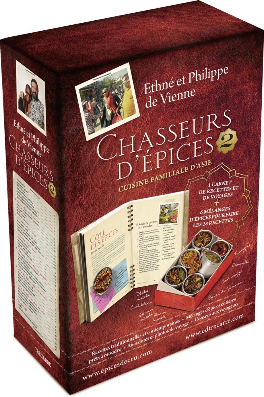 Chasseurs D Epices T 2 Coffret Livre 6 Melanges D Epices