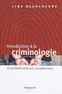 Vignette du livre Introduction à la criminologie