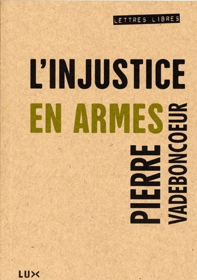 L'Injustice en armes