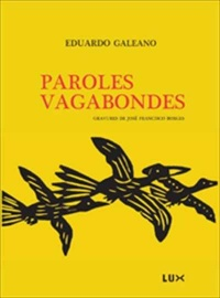Vignette du livre Paroles vagabondes