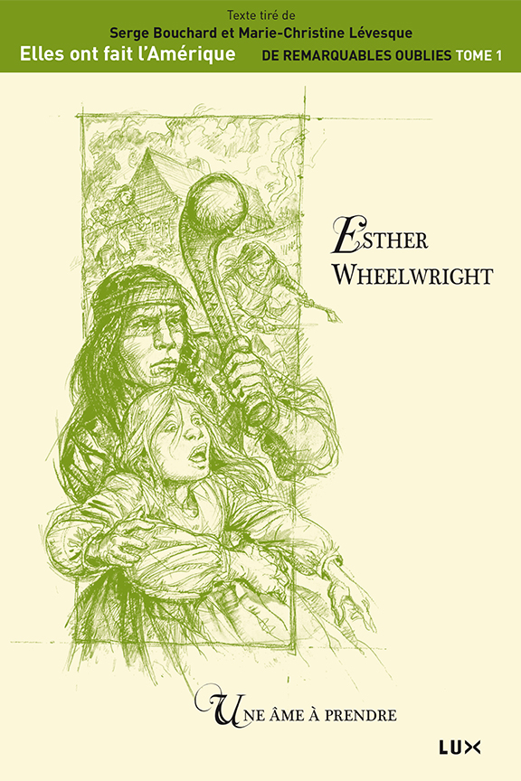 Vignette du livre Esther Wheelwright