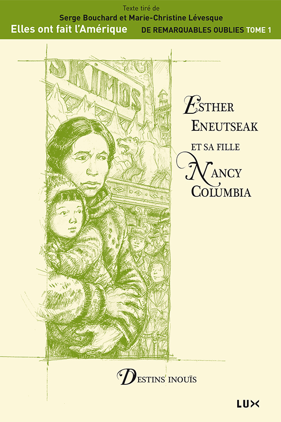 Vignette du livre Esther Eneutseak et sa fille Nancy Columbia