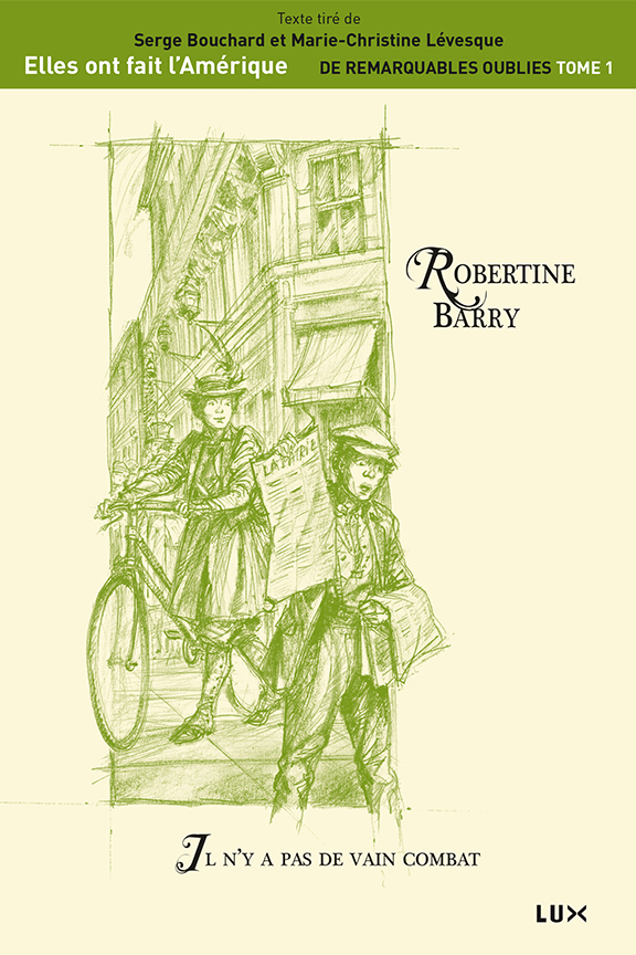 Vignette du livre Robertine Barry