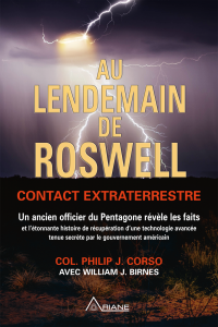 Au lendemain de Roswell, William J. Birnes