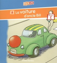 La voiture d'Oncle Bill: livret E-8, Dannie Pomerleau