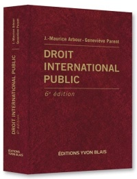 Vignette du livre Droit international public 6e Ed.
