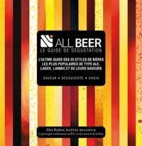 Vignette du livre All beer: Le guide de dégustation