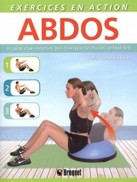 Vignette du livre Exercices en action :Abdos - Hollis Liebman