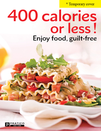 Vignette du livre 400 calories or less!