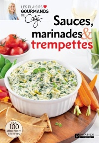 Sauces, marinades et trempettes, Richard Houde