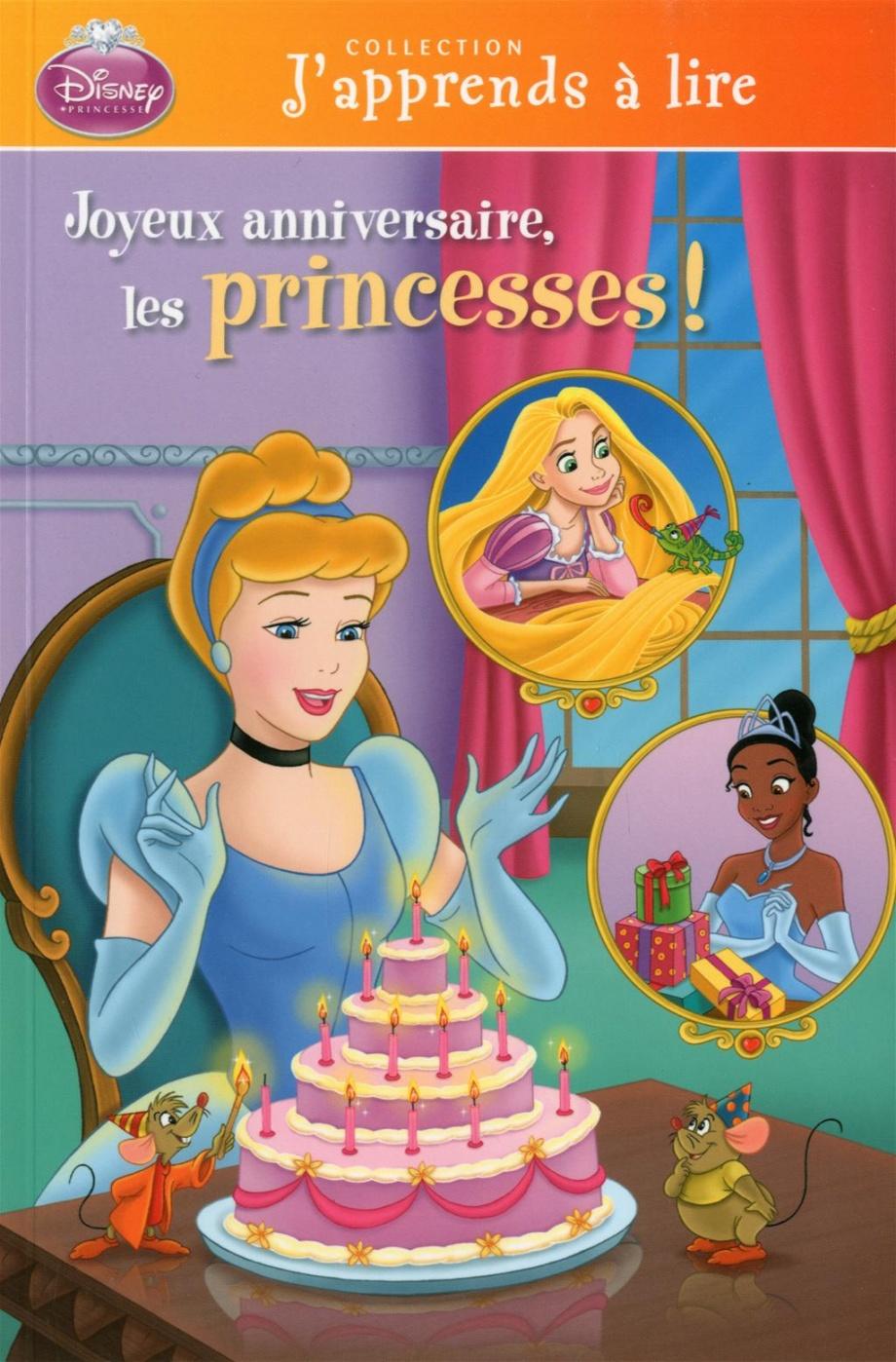 Joyeux Anniversaire Les Princesses Par Jennifer L Weinberg Elisa