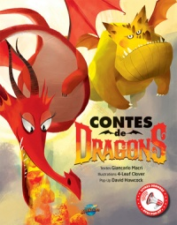 Vignette du livre Contes de dragons : avec pop-up