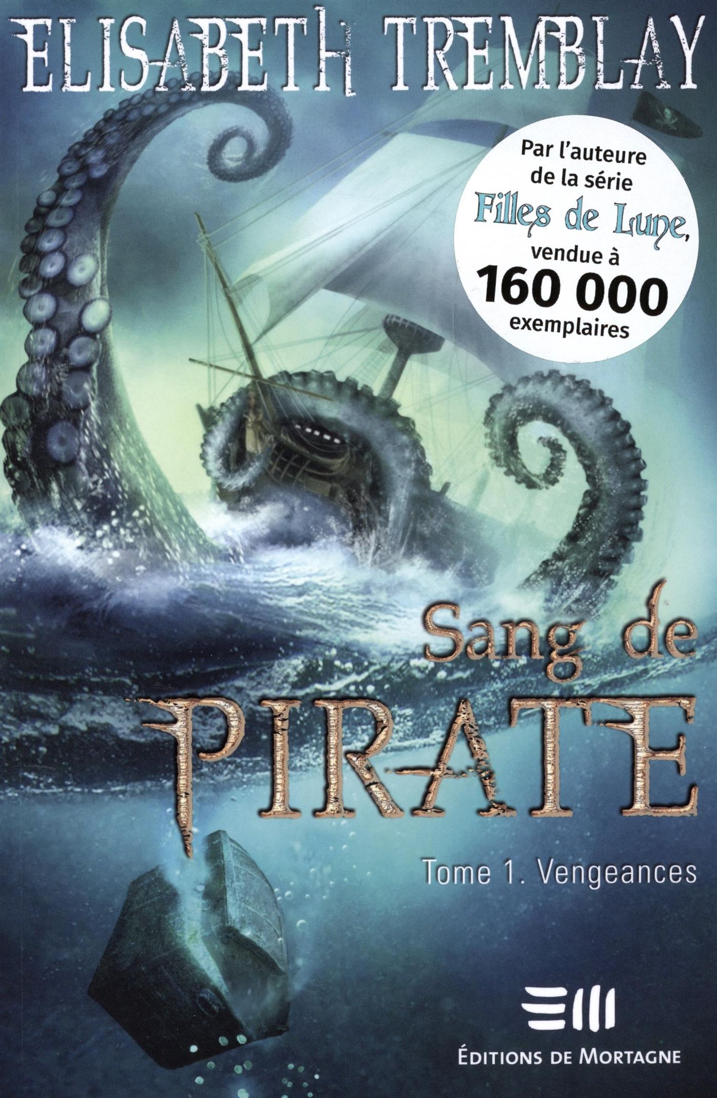 Vignette du livre Sang de pirate T.1 : Vengeances