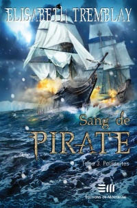 Vignette du livre Sang de pirate T.3 : Poursuites