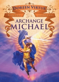 Vignette du livre Cartes oracles: Archange Michael (guide + jeu de 44 cartes)
