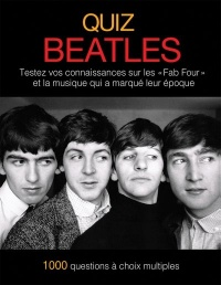 Quiz Beatles - Eric Saunders