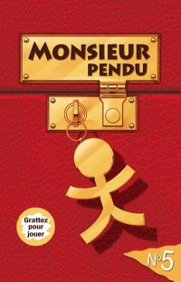 Monsieur Pendu T.5 - Mike Ward