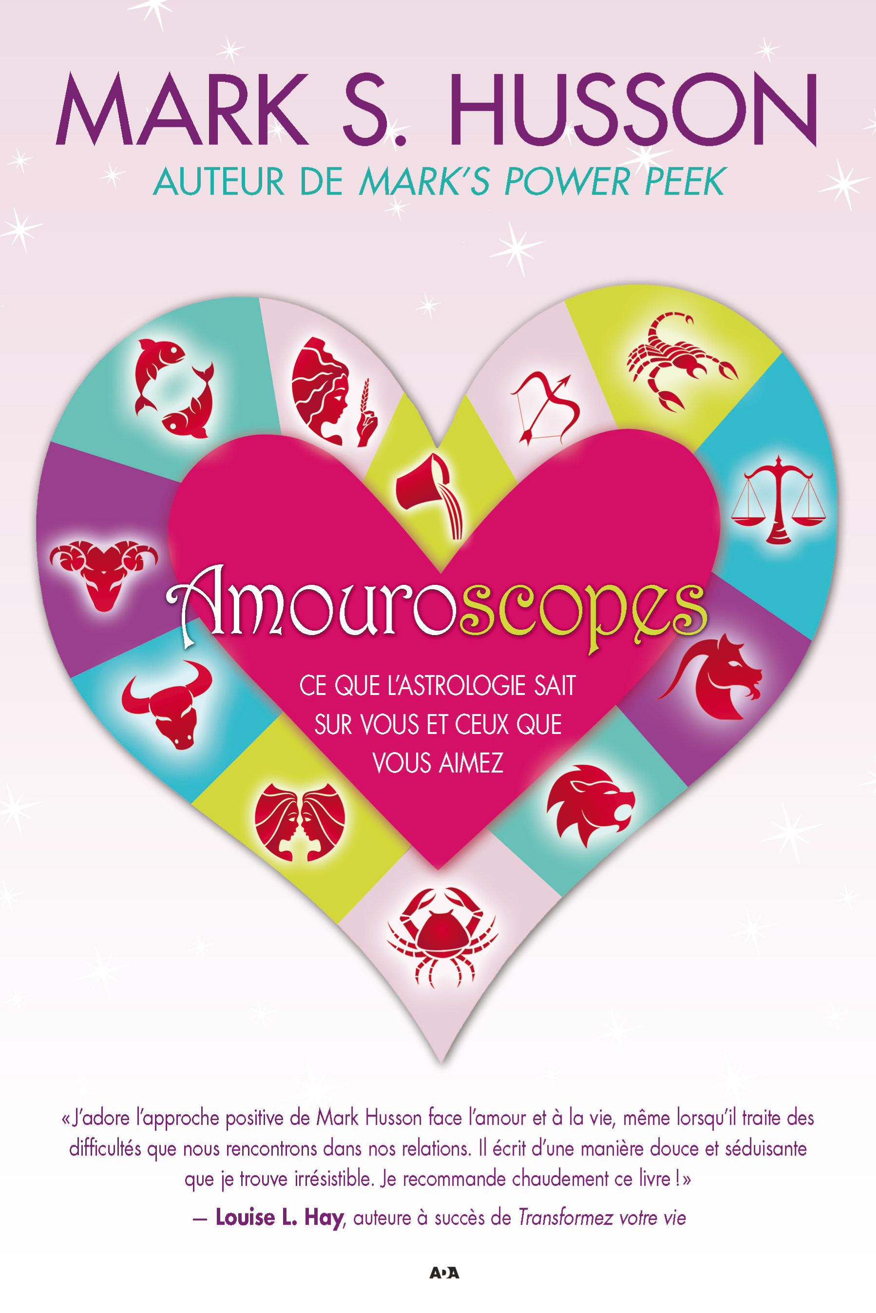 Vignette du livre Amouroscopes - Mark S. Husson