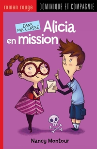 Alicia en mission - Nancy Montour