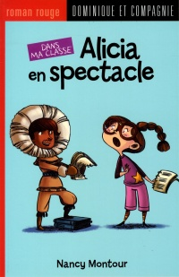 Dans ma classe: Alicia en spectacle, Annie Rodrigue