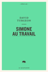 Simone au travail - David Turgeon