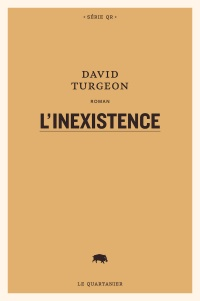 L'inexistence - David Turgeon