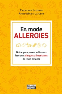 Vignette du livre En mode allergies : guide pour parents démunis...