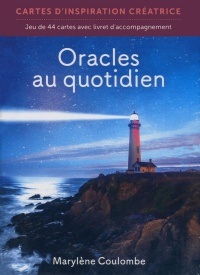 Oracles au quotidien - Marylène Coulombe