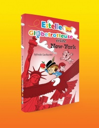 Vignette du livre Estelle Globetrotteuse visite New-York