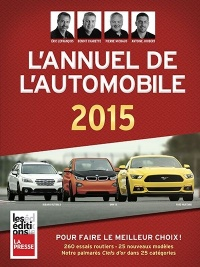 Annuel de l'automobile 2015 (L'), Pierre Michaud